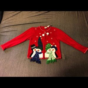 Sweaters - Vintage Tacky/Ugly Christmas Sweater